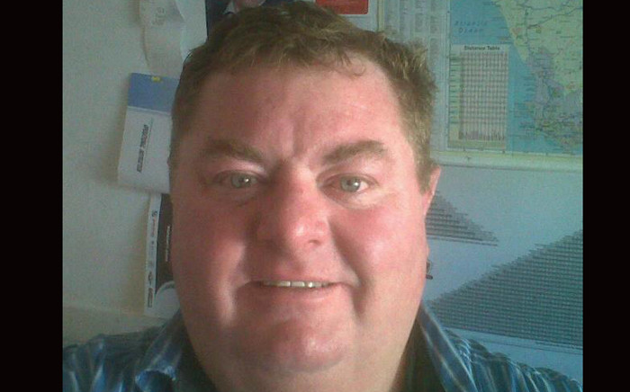 Truck driver Bernard Groenewald died after a petrol bomb attack on his truck. Picture: Facebook.