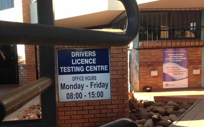 Centurion Licensing department. Picture: Facebook