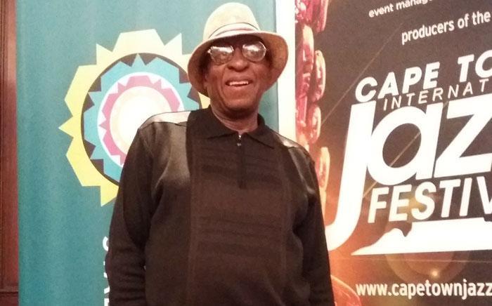 Jazz musician Tsepo Tshola. Picture: Refilwe Pitjeng/EWN.