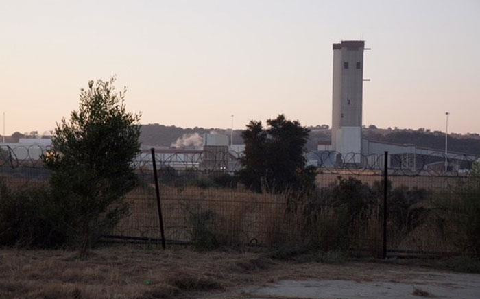 Sibanye-Stillwater's Kloof Ikamva Mine near Westonaria. Picture: Ihsaan Haffejee/EWN
