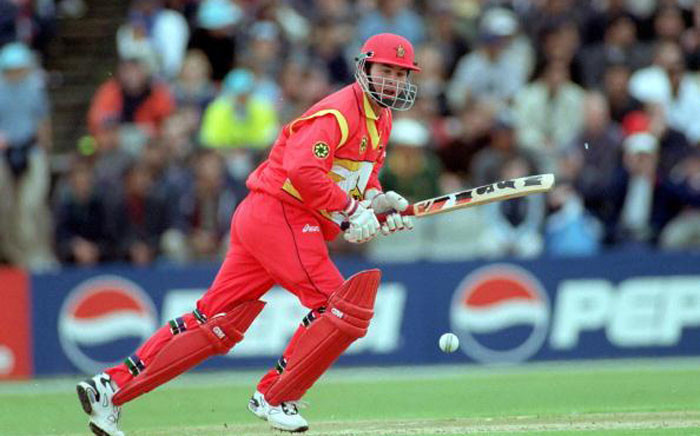 Former Zimbabwean cricket captain Alistair Campbell was part of the 1999 team that beat South Africa at the Cricket World Cup. Picture: @ICC (International Cricket Council) via Twitter