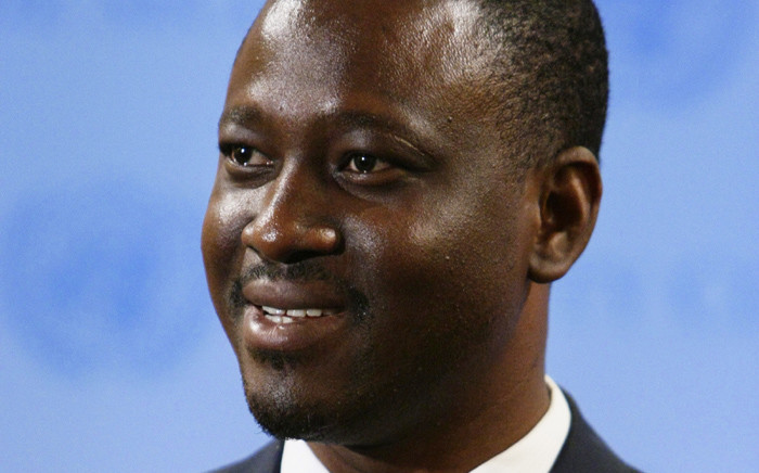 FILE: Former Ivory Coast rebel leader Guillaume Soro. Picture: United Nations