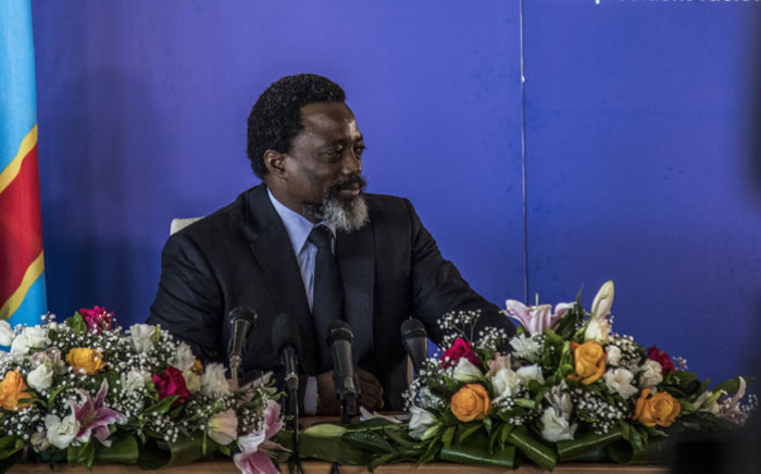 Democratic Republic of Congo President Joseph Kabila. Picture: AFP