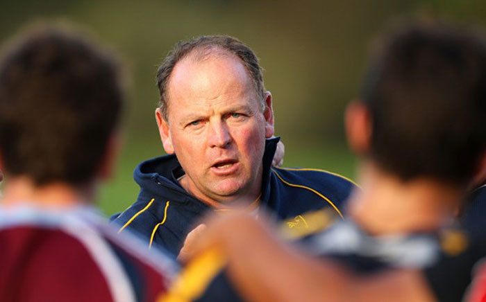 Rugby World Cup-winning coach Jake White. Picture: Rugbyworldcup.com