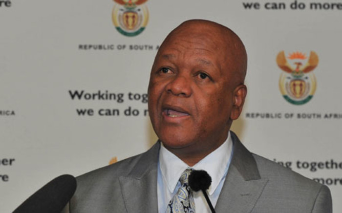 Justice Minister Jeff Radebe. Picture: GCIS