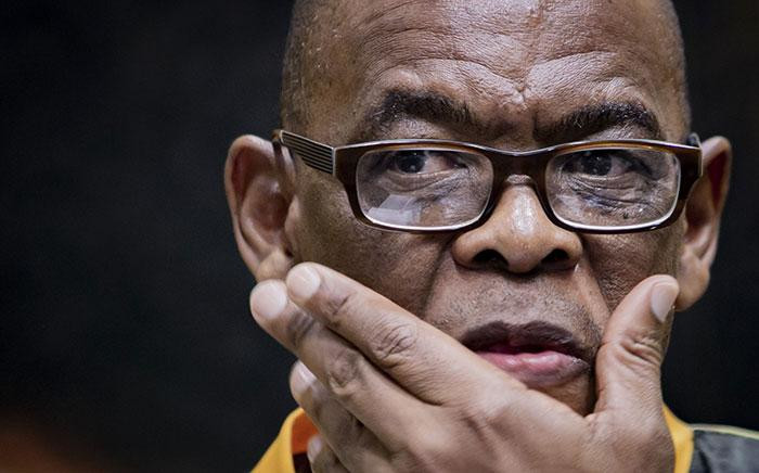 The ANC's Ace Magashule. Picture: Sethembiso Zulu/EWN