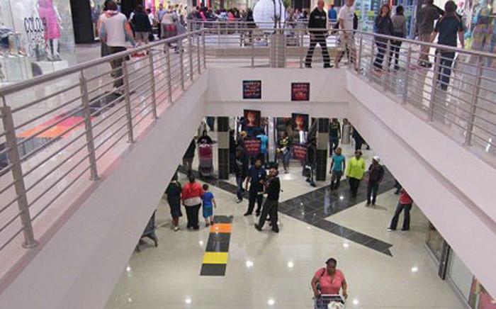 FILE: A shopping mall. Picture: www.themallatcarnival.co.za