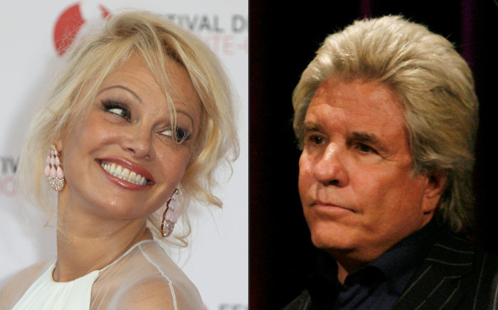 Former 'Baywatch' star Pamela Anderson and movie mogul Jon Peters have called it quits just 12 days after tying the knot. Picture: AFP