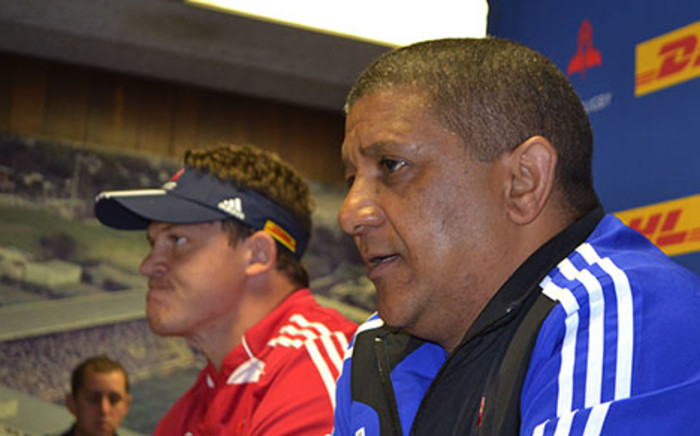 Western Province coach Allister Coetzee. Picture: EWN.