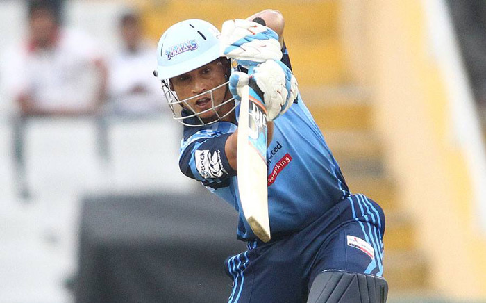 Titans captain and opening batsman Henry Davids. Picture: Henry Davids official Facebook page.