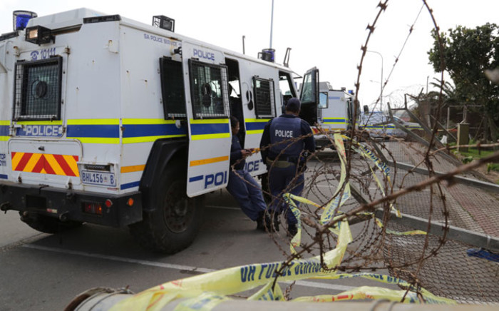 FILE: Authorities are closely monitoring the situation in Hangberg after early morning protests. Picture: Thomas Holder/EWN