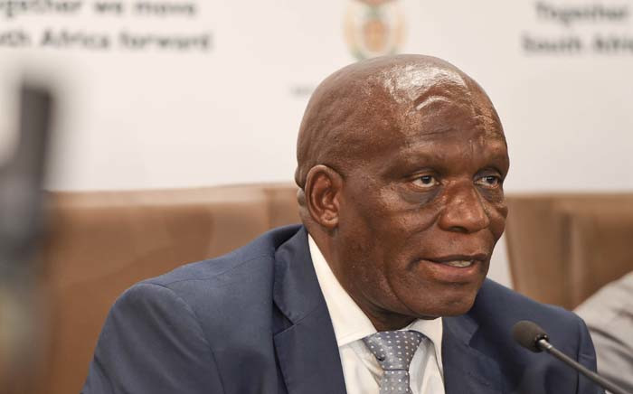 FILE: Minister of Agriculture, Forestry and Fisheries, Senzeni Zokwana. Picture: GCIS