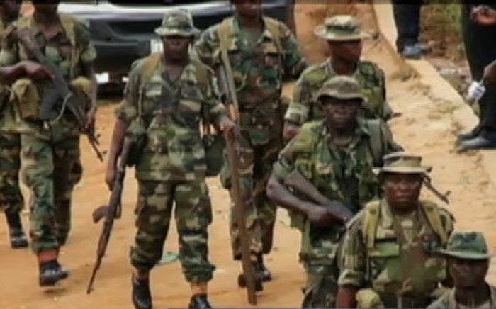 Nigerian forces will join the newly-formed African force to fight off Boko Haram. Picture: supplied