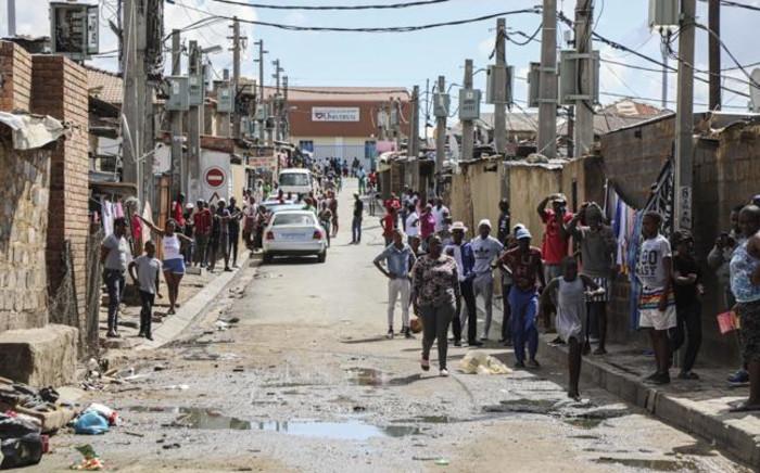 FILE: Alexandra is one of the coronavirus hotspots in Gauteng.Picture: Kayleen Morgan/EWN