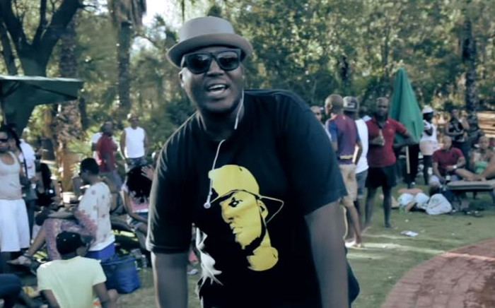 A video screengrab from HHP's 'Bosso' music video. Picture: YouTube.
