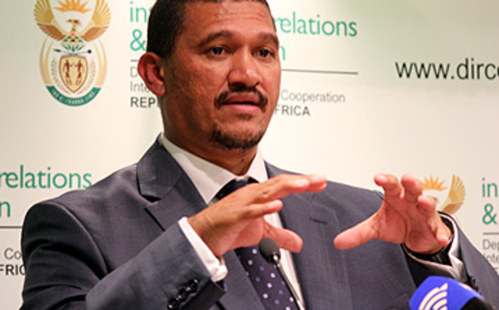 ANC Western Cape senior leader Marius Fransman. Picture: EWN.