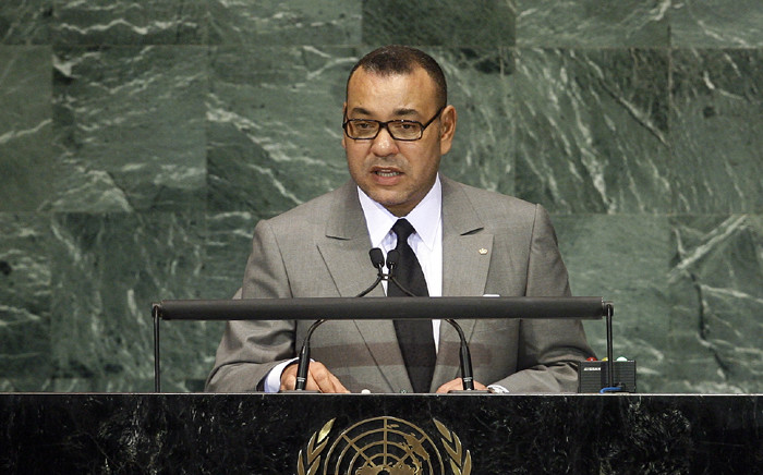 Morocco's King Mohammed VI. Picture: United Nations Photo.