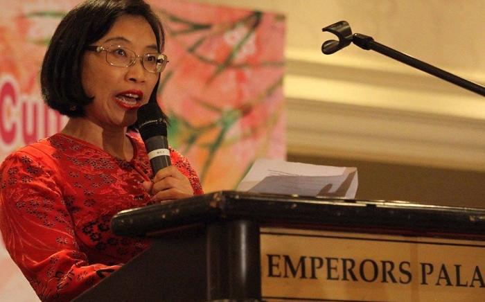 MP Dr Xiaomei Havard. Picture: Facebook.