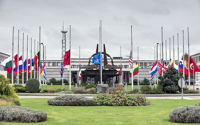 FILE: Nato's headquarters in Brussels, Belgium. Picture: Nato/Facebook
