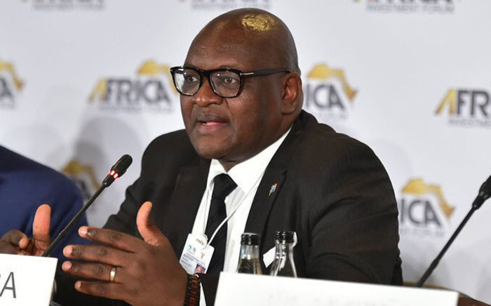 FILE: The NEC gave Gauteng Premier David Makhura a deadline of 19 August, which he did not meet. Picture: @GautengProvince/Twitter.