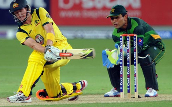 FILE: Australia's George Bailey in action. Picture: AFP