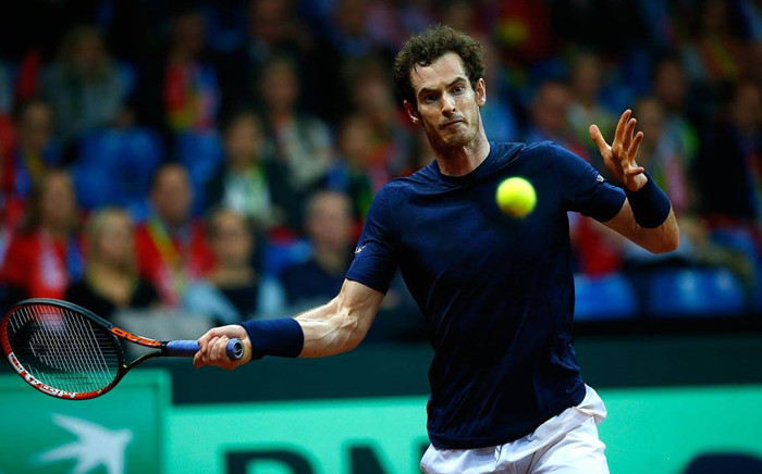 Briton's Andy Murray. Picture: Andy Murray official Facebook page.