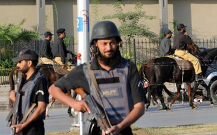 Afghanistan police. Picture: AFP