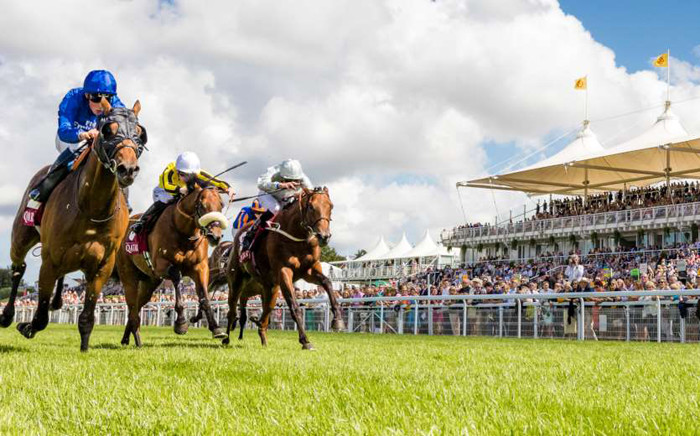 Horse racing at Goodwood in England. Picture: goodwood.com