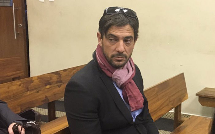 FILE: Adam Catzavelos appears in the Randburg Magistrate Court on 28 May 2019. Picture: EWN