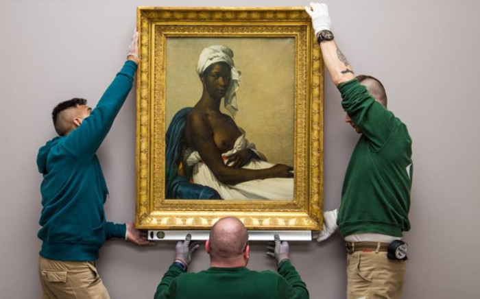 'Portrait of a black woman', painted by Marie-Guillemine Benoist in 1800 will be part of the upcoming exhibition 'The Black Model From Géricault to Matisse' at Musée d'Orsay in Paris. Picture: facebook/Musée d'Orsay
