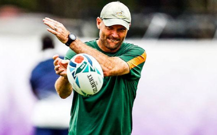 Jacques Nienaber. Picture: SARugby.co.za