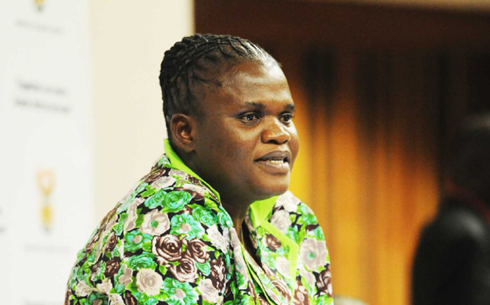Minister of Communications, Faith Muthambi. Picture: GCIS.