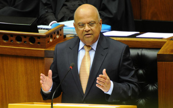 Minister of Finance Pravin Gordhan. Picture: GCIS.