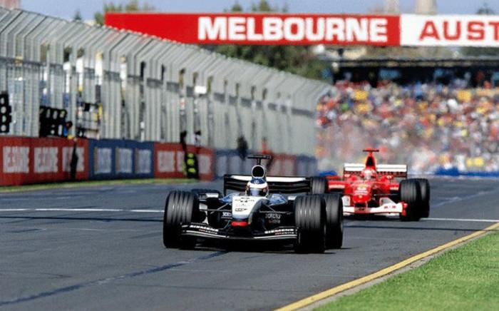 Drivers at the Australian Grand Prix. Picture: grandprix.com.au