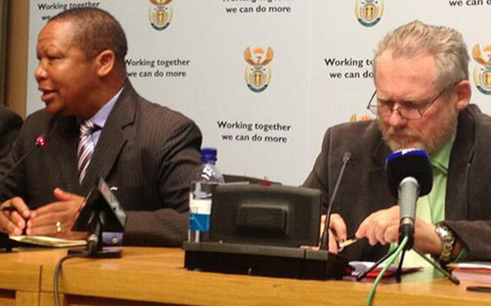 Trade and Industry Minister Rob Davies announced the National Lotteries Board will have a new operator within two years. Picture: Giovanna Gerbi/EWN
