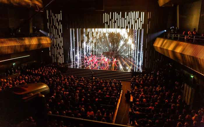The 2020 Cesar Awards ceremony. Picture: academie-cinema.org/
