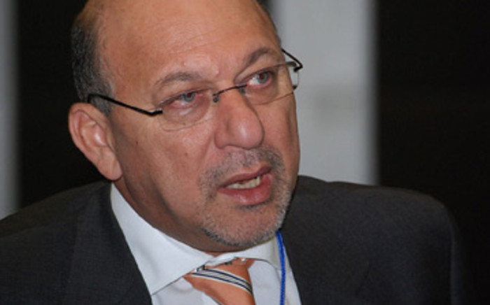 Former finance minister, Trevor Manuel, is announced as Minister of the new National Planning Committee. Picture: Taurai Maduna/Eyewitness News