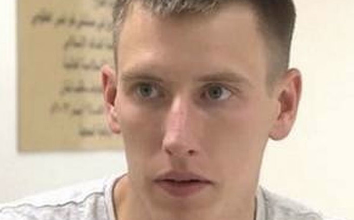United States humanitarian aid worker Peter Kassig. Picture: Facebook.com