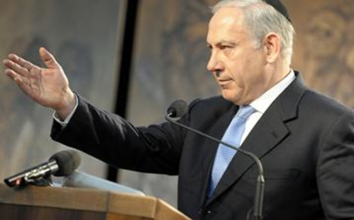Israel Prime Minister Benjamin Netanyahu. Picture: AFP