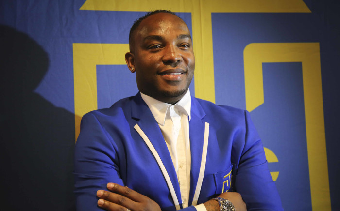 Cape Town City FC head coach Benni McCarthy. Picture: Cindy Archillies/EWN
