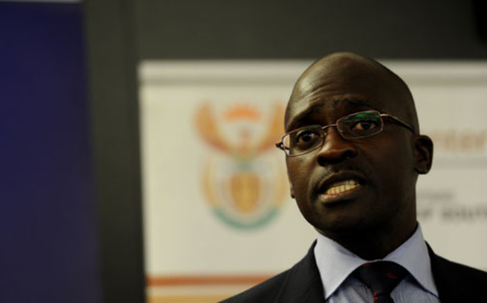 Minister Malusi Gigaba appointed Duduzile Myeni on Friday to lead the South African Airways board. Picture: Werner Beukes/SAPA