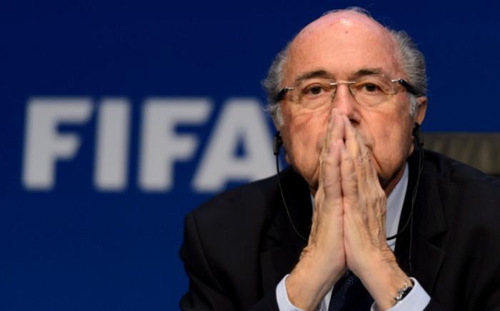 FILE: Former Fifa president Sepp Blatter. Picture: AFP.