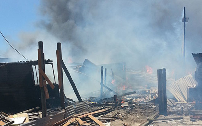 128 people died as a result of fires in the Mother City in 2013, compared to 105 in 2012. Picture: Supplied.