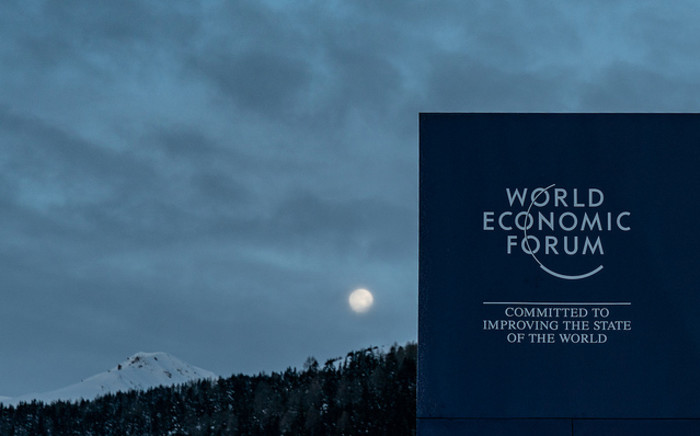 The annual World Economic Forum is held in Davos. Picture: World Economic Forum