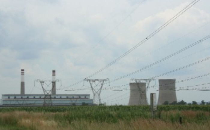 Eskom's Grootvlei Power Station. Picture: Eskom
