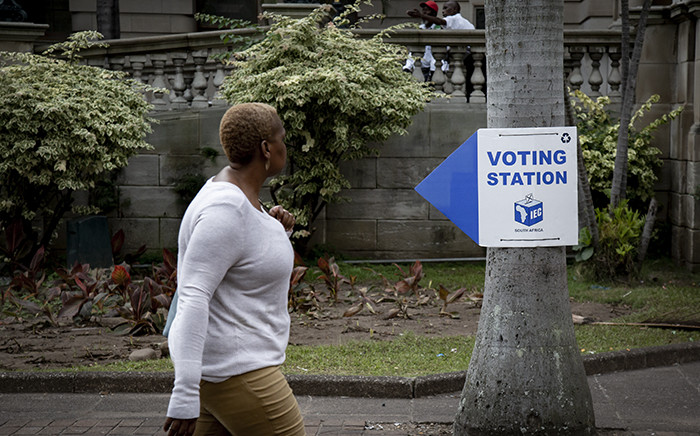 Durban City Hall voting station opened its doors at 9am on 6 May 2019, for voters to cast their special votes. Picture: Sethembiso Zulu/EWN