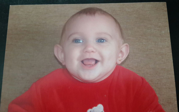 Baby Jordan-Leigh Norton was killed in 2005 by hit men hired by Dina Rodriguez. Picture: Facebook.