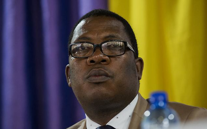 FILE: Gauteng MEC for Education Panyaza Lesufi. Picture: Sethembiso Zulu/EWN