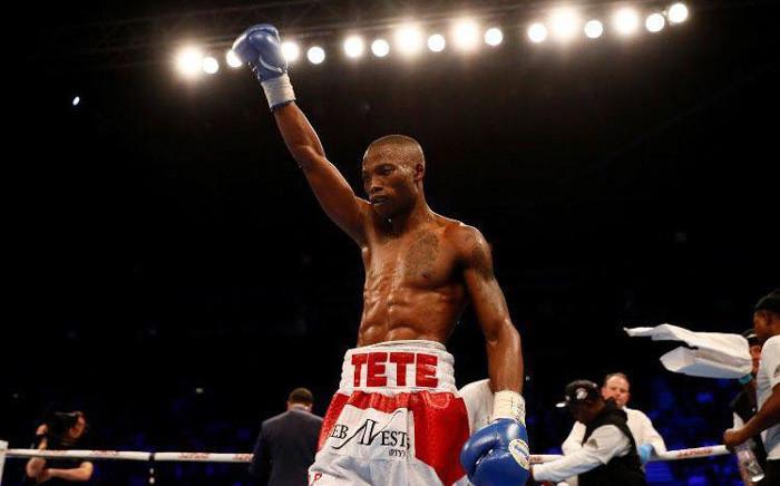 WBO Bantamweight boxing champion Zolani Tete. Picture: Supplied