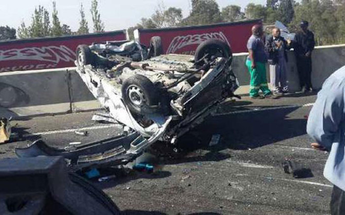 FILE: Six people including two children have been killed on the Western Cape roads so far this weekend. Picture: EWN Traffic.